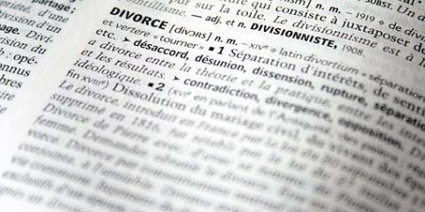 Divorce or Separation May Effect Taxes, Watertown, Connecticut