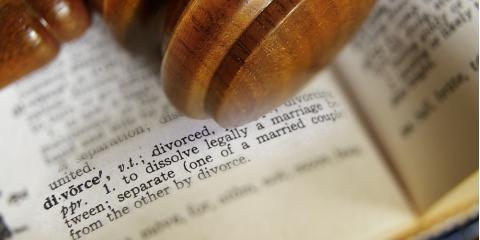 Divorce & More: Disputes Handled in Family Court , Martinsburg, West Virginia