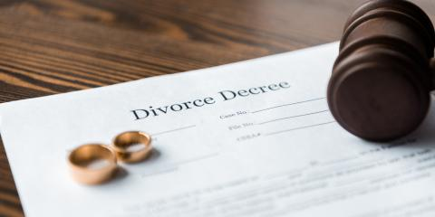 5 Terms You Should Know Before Filing for Divorce, High Point, North Carolina