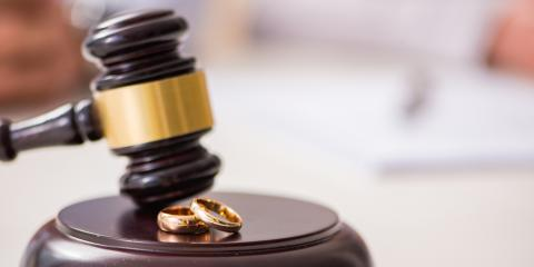 Divorce Law: 3 Things to Know Before Filing for Divorce, Stayton, Oregon