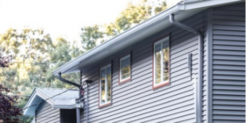 3 Important Reasons to Take Care of Your Home Gutters & Downspouts , Webster, New York