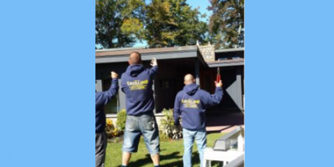 Fall is here...gutter cleaning and inpecting your system.., Webster, New York