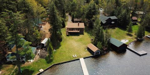 3 Benefits of Owning a Lake House, Webb, New York