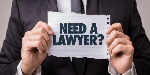 Why hire an Attorney?, Sheboygan, Wisconsin