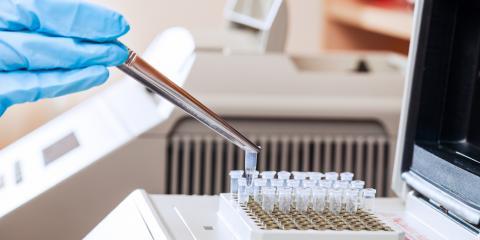 3 Types of Nonstandard DNA Samples, Concord, Missouri