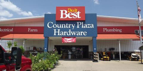 Easy DIY Lawn And Garden Projects From Country Plaza, Havana, Illinois