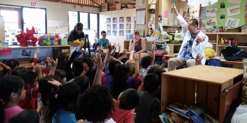 February Was Children's Dental Health Month: How 1 Kid-Friendly Dentist Celebrated, Ewa, Hawaii