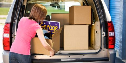5 Reasons You Need to Rent a Storage Unit, Sanford, North Carolina