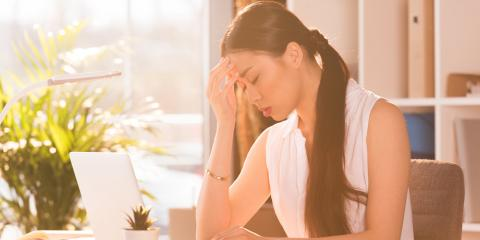 Do You Suffer from Headaches? How Chiropractic Care Can Help , Long Hill, Connecticut