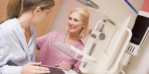 5 Important Reasons Healthcare Providers Recommend All Women Get Mammograms, Norman, Oklahoma