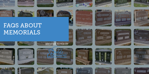 Frequently Asked Questions About Memorials, Middletown, Ohio