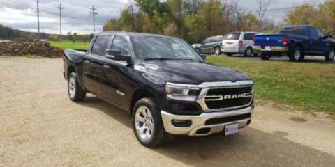 Truck Spotlight: Dodge® RAM® 1500, Arcadia, Wisconsin