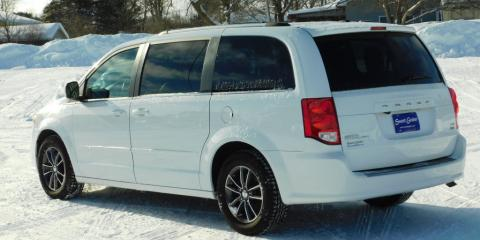 Certified Pre Owned 2017 Dodge Grand Caravan SXT $16,995, Barron, Wisconsin