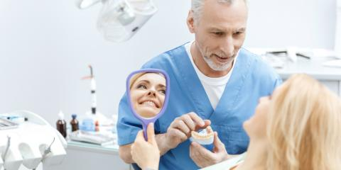 Does Teeth Whitening Damage Crowns & Bridges? , Chesaning, Michigan