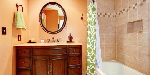 Give Your Bathroom a Dollar Tree Makeover, Wall, New Jersey