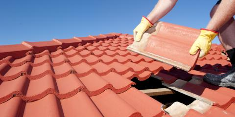 3 Repairs Best Left to Professional Roofers, Middletown, Ohio