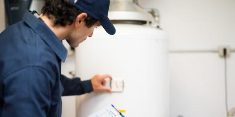 How Old Is Your Water Heater? 3 Ways to Find Out, Canyon Lake, Texas
