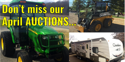 Hill AUCTIONS / April 2016, Viroqua, Wisconsin