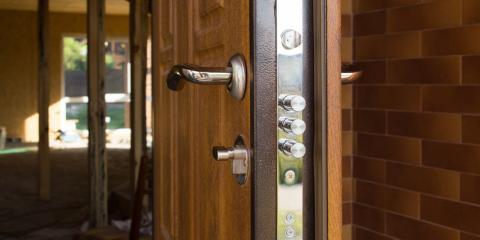 3 Ways Upgraded Door Hardware Is Better for Home Security, Cincinnati, Ohio