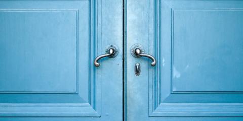Local Door Installation Experts Outline 5 Common Types of Door Handles , Norwalk, Connecticut