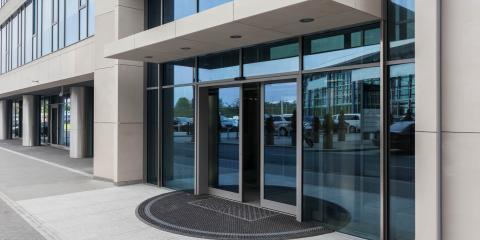 Automatic Door Installation: Trust the Pros to Improve Your Business's Entryway, Ewa, Hawaii