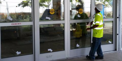 Blast-Proof Door Installation Introducedat Hickam Air Force Base, Ewa, Hawaii