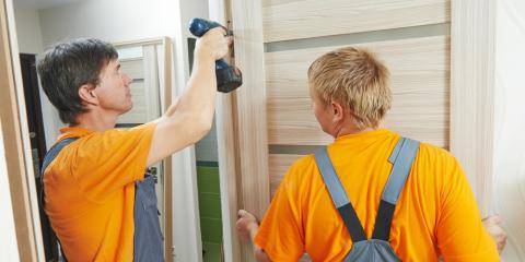 3 Tips to Prepare for Professional Door Installation, Norwalk, Connecticut