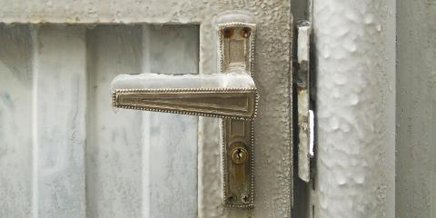 How Cold Weather Affects Door Locks, Kenvil, New Jersey