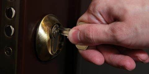 The 3 Benefits of Deadbolt Door Locks, Kenvil, New Jersey