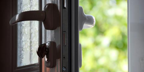 Why You Should Replace the Exterior Door Locks When Moving to a New Home, Old Mystic, Connecticut