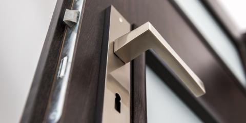 3 Common Door Lock Issues, Kenvil, New Jersey