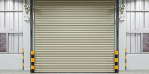 5 Popular Types of Commercial Overhead Doors, Wisconsin Rapids, Wisconsin