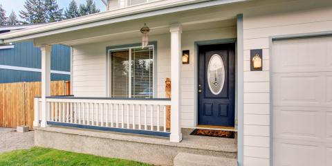 Getting a New Front Door? 3 Factors to Consider, Troy, Ohio