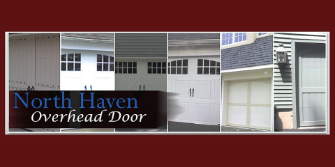 Spring Cleaning Essentials: Why It's The Time For a Garage Door Service, North Haven, Connecticut