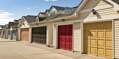 3 Trendy Color Options for Your Garage Door, Ellicott City, Maryland