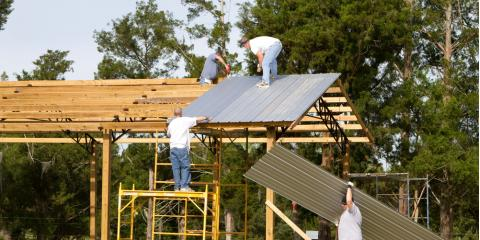 Building Contractors Explain the Benefits of Custom Metal Buildings, Dothan, Alabama