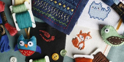 7 Fun Embroidery Projects for Beginners, Dothan, Alabama