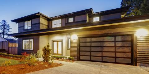 4 Benefits of Having a Glass Garage Door Installation, Dothan, Alabama