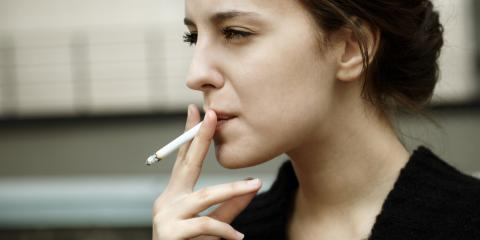 How Smoking Affects Heart Health, Dothan, Alabama