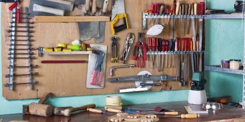 5 Ways to Organize Your Garage , Dothan, Alabama