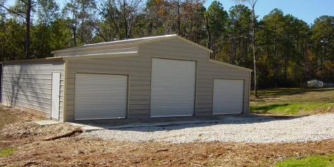 4 Advantages of a Metal Garage, Dothan, Alabama