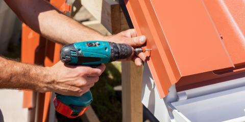 The Differences Between Standing Seam & Exposed Fastener Metal Roofing, Dothan, Alabama