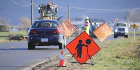A Paving Contractor Explains Work Zone Safety, Troy, Alabama