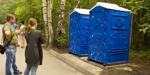 Do's & Don'ts of Placing Portable Toilets at an Event, Dothan, Alabama
