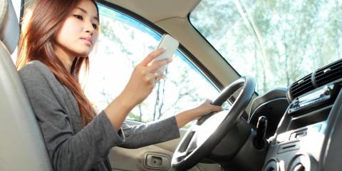3 Dangers of Texting & Driving, Dothan, Alabama