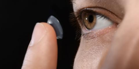 What Should I Know About Maintaining My Contact Lenses?, Dothan, Alabama