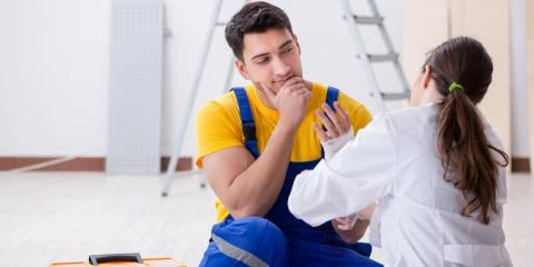3 Common Types of Workplace Injuries, Dothan, Alabama