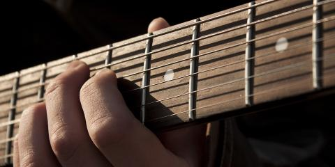 Musical Instruments: Learn About the 4 Types of Guitars , Dothan, Alabama