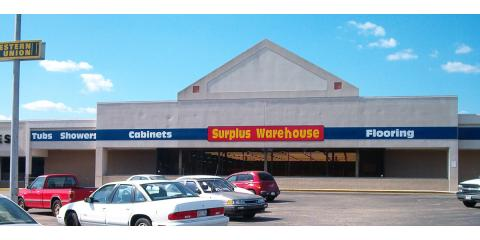Surplus Warehouse, Home Improvement, Services, Dothan, Alabama