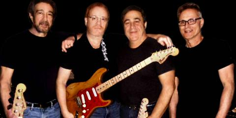 The Band is back in Dobbs, Dobbs Ferry, New York